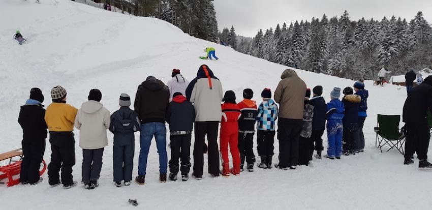 Zimske radosti: Tradicionalna mektebska ekskurzija