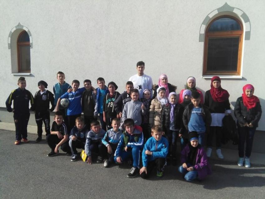 Sarajevo: Vannastavne aktivnosti mekteba Raštelica