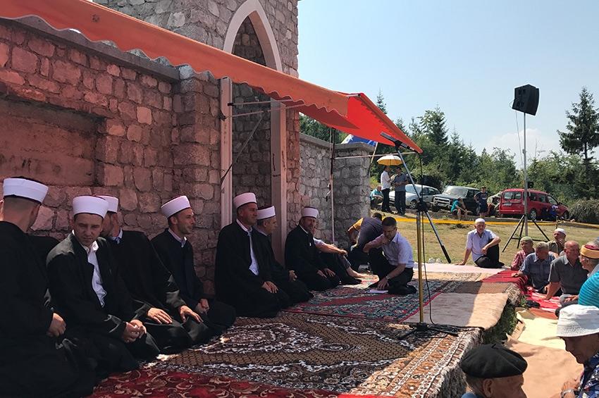Muftija Dautović: Čuvajmo slobodu koju uživamo i domovinu koju imamo