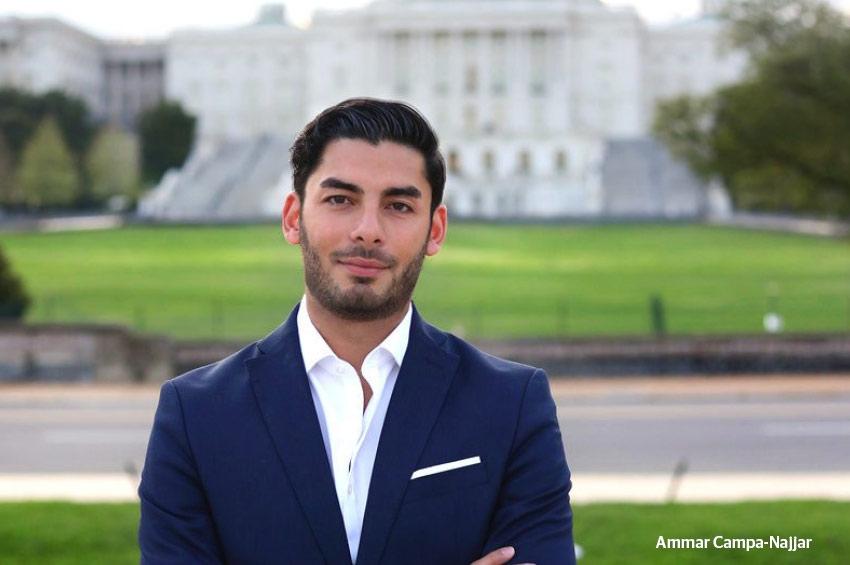 Najmlađi kandidat za Američki kongres latinoarapskih korijena