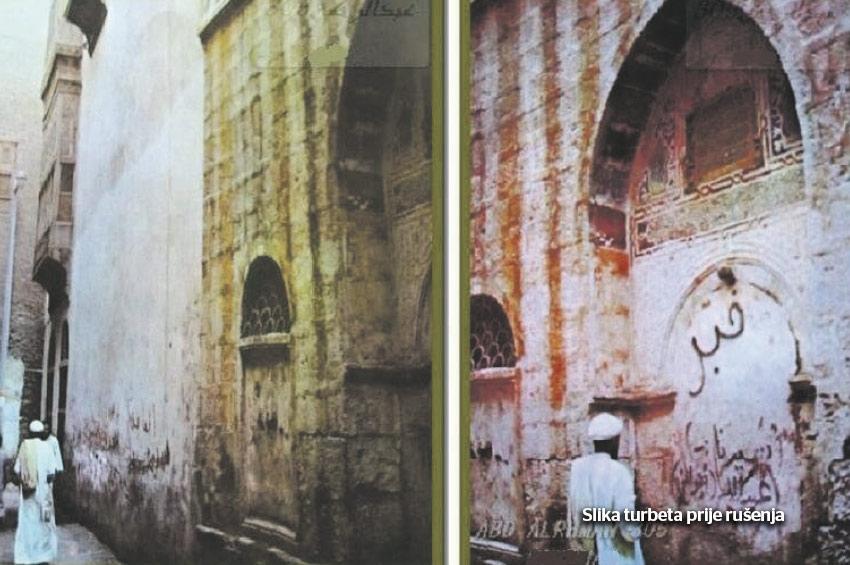 Tragom tariha Hasana Bošnjaka povodom podizanja turbeta ocu Allahova Poslanika u Medini 1246/1830. godine