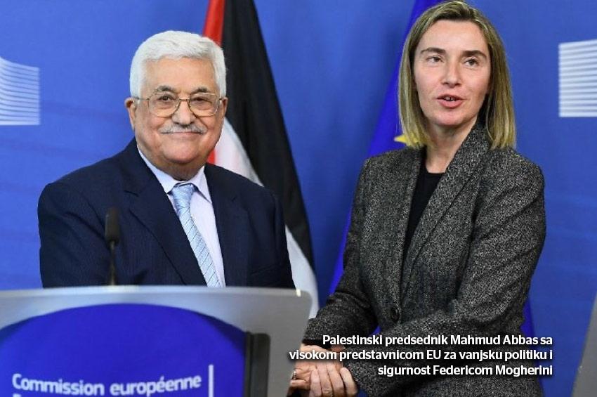 Jerusalem zajednička prijestonica Palestine i Izraela