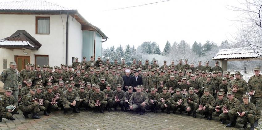 Dova za 21 generaciju kadeta Oružanih snaga