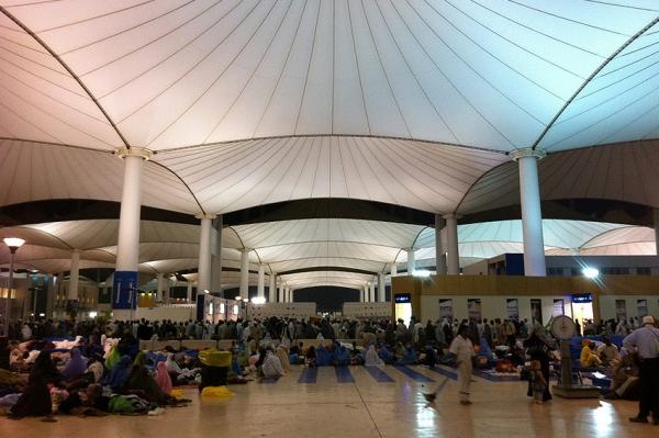 Aerodrom u Džiddi prima 175.000 hadžija dnevno