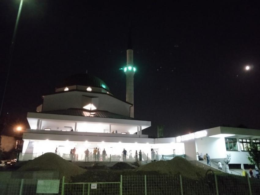 Svečano proklanjana Bosanska džamija u džematu Alipašino Polje C faza