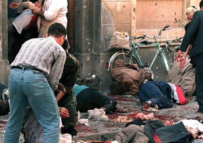 Kako je ubijao Ratko Mladić: Samo cepaj, šefe! U živo meso samo!