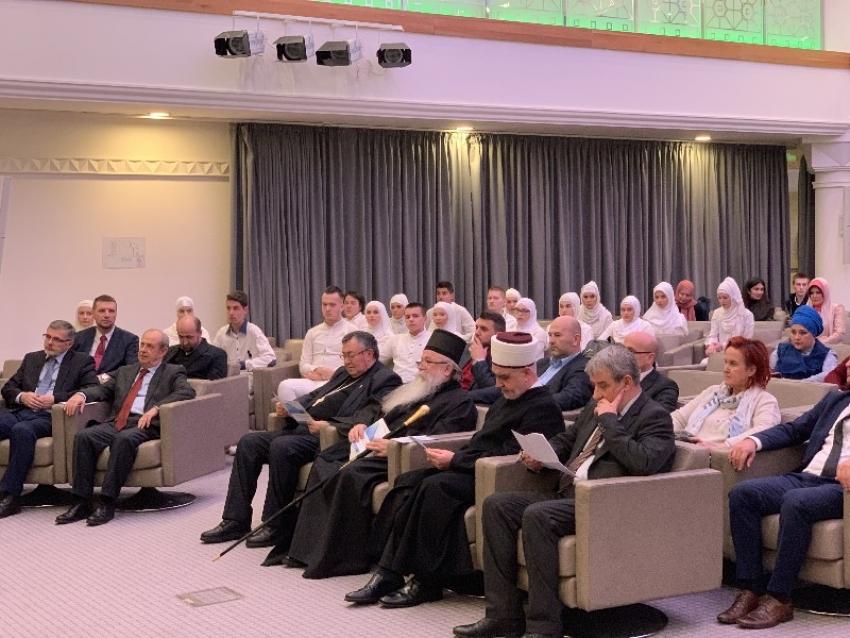 Počela konferencija o doprinosu vjeronauke obrazovnom procesu