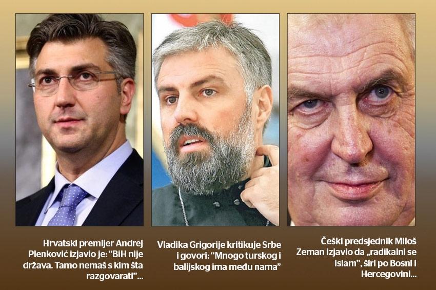 Izvod iz Evropskog izvještaja o islamofobiji za 2017. godinu