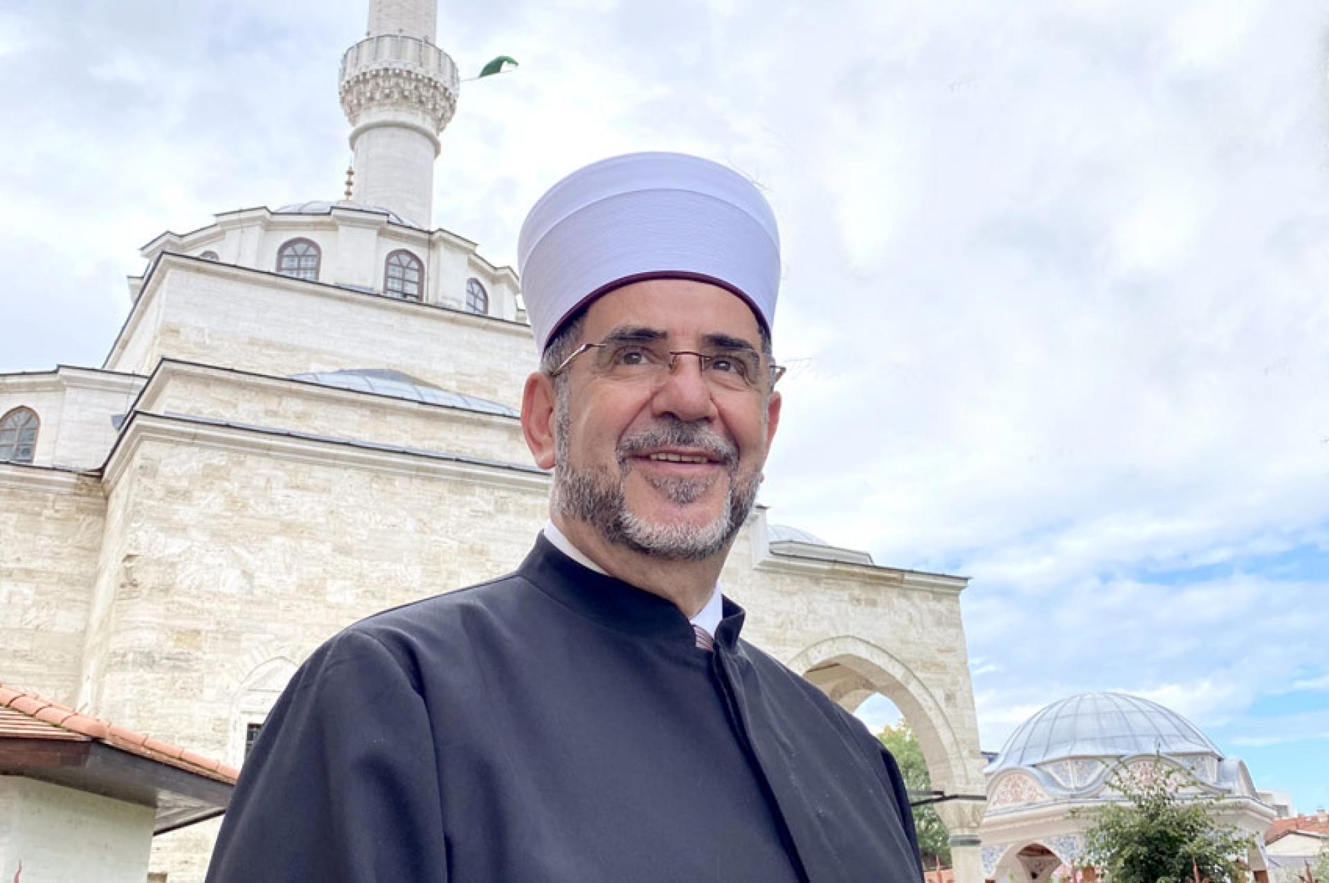Nusret ef. Abdibegović, muftija banjalučki:Vratit ćemo povjerenje u Islamsku zajednicu