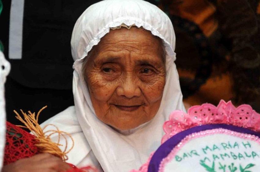 Indonežanka u 104-oj godini obavila hadž