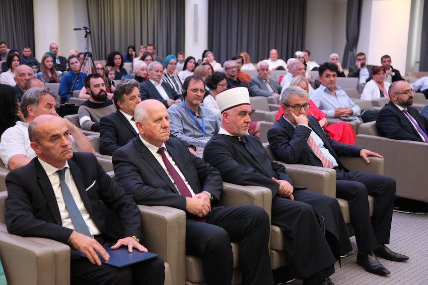 Svečano otvorena Prva međunarodna konferencija o zaštiti pisanog naslijeđa