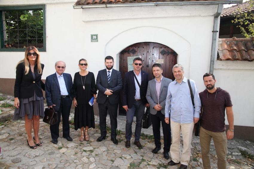 Općina Stari Grad predala Hastahanu Gazi Husrev-begovom vakufu
