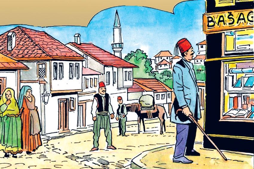 Zanimljiva Bosna i Hercegovina - PRVE KNJIŽARE