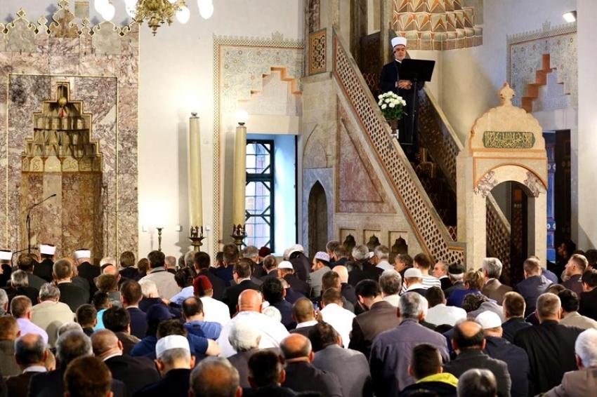 Ramazanska hutba Reisu-l-uleme iz Begove džamije