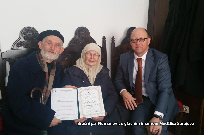 Sarajevo: Bračni par uvakufio organizaciju halke hadisa