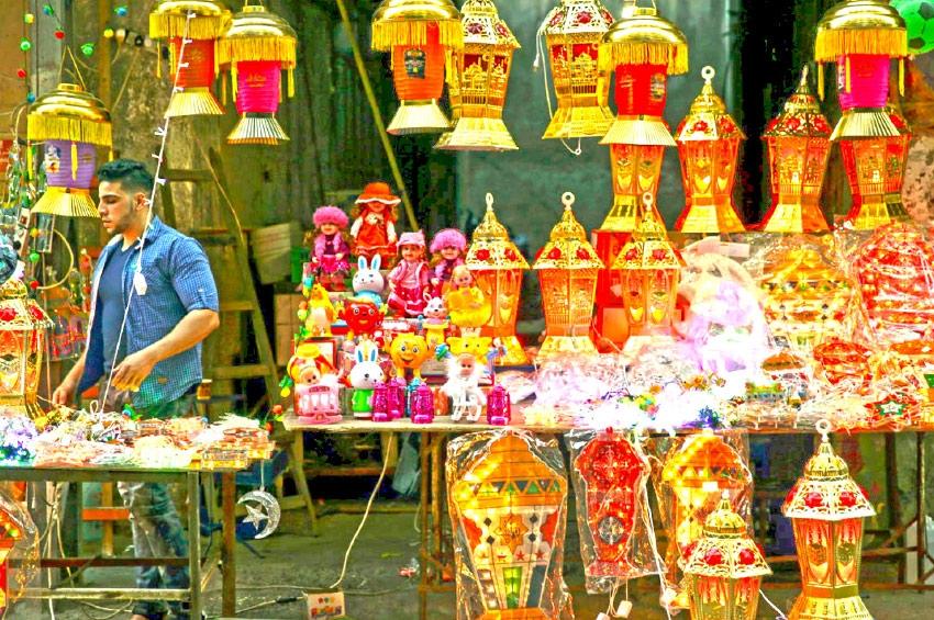 Šareni fenjeri simbol ramazana