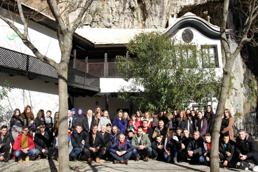 Kladanj: Polaznici halke hadisa na ekskurziji
